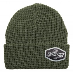 BONNET SANTA CRUZ DIRECT BEANIE - OLIVE
