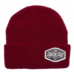 BONNET SANTA CRUZ DIRECT BEANIE - PORT