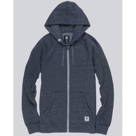 SWEAT ELEMENT KID MERIDIAN ZIP BLOCK - INDIA INK