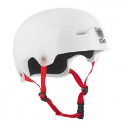 CASQUE TSG EVOLUTION SPECIAL MAKEUP - CLEAR WHITE
