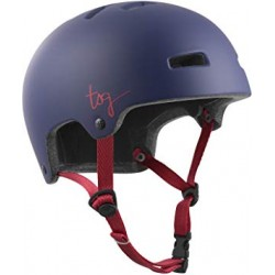 CASQUE TSG KID IVY SOLID COLOR - SATIN GRAPPE