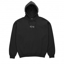 SWEAT POLAR STROKE LOGO - BLACK
