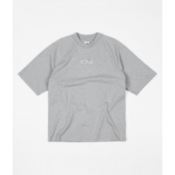 T-SHIRT POLAR DEFAULT TEE - HEATHER GREY