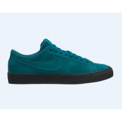 CHAUSSURES NIKE SB BLAZER LOW GEODE TEAL BLACK