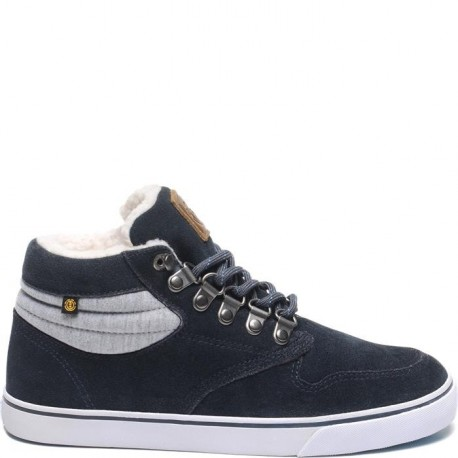 CHAUSSURE ELEMENT KID TOPAZ C3 MID - NAVY GREY