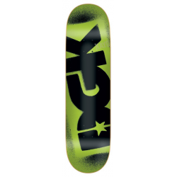 BOARD DGK PP FLUORESCENT LOGO 8.25 - GREEN