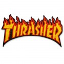 PATCH THRASHER - FLAME