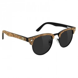 LUNETTES GLASSY MORRISON DASHAWN JORDAN - BLACK POLARIZED