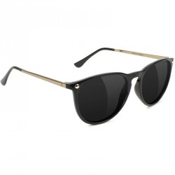 LUNETTES GLASSY MIKEY TAYLOR II POLARIZED - BLACK / GOLD