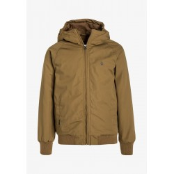 VESTE VOLCOM HERNAN JACKET KID - BURNT KHAKI