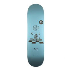 BOARD MAGENTA LEO VALLS MEDIUM - 8.25