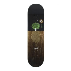 BOARD MAGENTA NIGHT TREE SMALL - 8.125