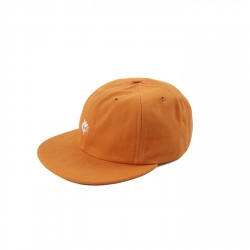 CASQUETTE MAGENTA 6 PANEL - ORANGE