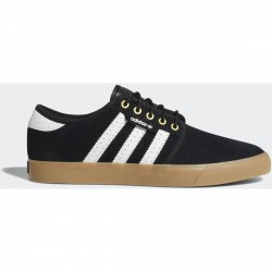 CHAUSSURES ADIDAS SEELEY - BLACK GUM GOLDMETAL
