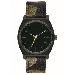 MONTRE NIXON TIME TELLER - BLACK CAMO VOLT