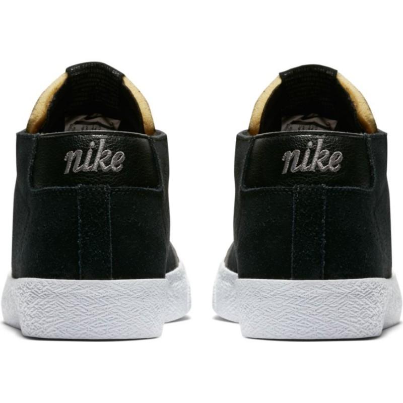 Chaussures Nike Sb Zoom Blazer Chukka Xt Black Gunsmoke