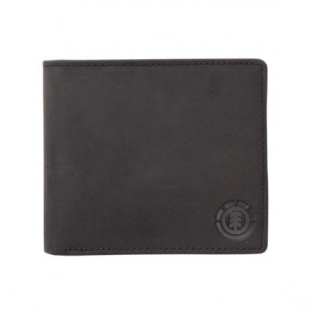 design intemporel 6ed73 3fb2c Portefeuille Element Avenue Wallet - Black