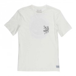 T-SHIRT ELEMENT RODEO - BONE WHITE