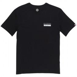 T-SHIRT ELEMENT BEACON - OFF BLACK