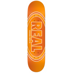 "BOARD REAL PP CROSSFADE ORANGE 7.75"""