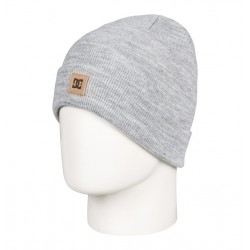 BONNET DC SHOES KIDS LABEL - NEUTRAL GRAY HEATHER