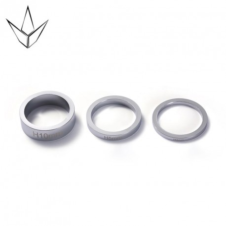 SPACERS BLUNT - CHROME