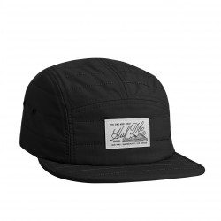 CASQUETTE HUF TUNDRA VOLLEY - BLACK