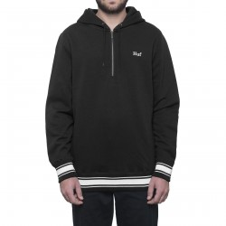 SWEAT HUF RELAY FRENCH TERRY - BLACK