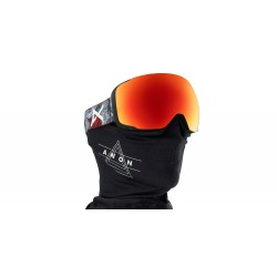 MASQUE ANON M2 MFI - RED PLANET SONAR RED