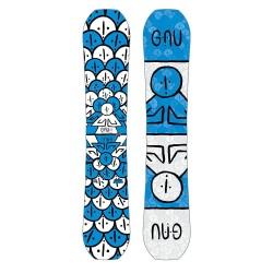 SNOWBOARD GNU ASYM FB HEADSPACE C3