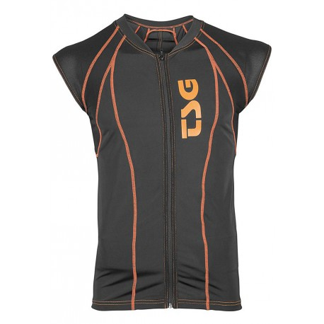 DORSALE TSG BACKBONE VEST D30 - BLACK ORANGE