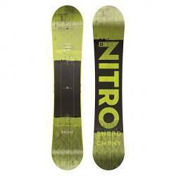 SNOWBOARD NITRO PRIME TOXIC