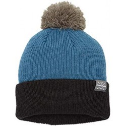 BONNET DAKINE ELMO - BLACK CHILL BLUE
