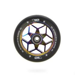 ROUE BLUNT DIAMOND 110MM - OIL SLICK