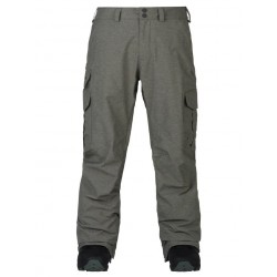 PANTALON SNOW BURTON CARGO - SHADE HEATHER