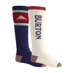 CHAUSSETTES BURTON WEEKEND 2PACK - MOOD INDIGO
