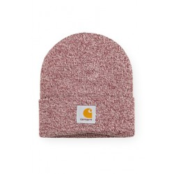 BONNET CARHARTT WIP SCOTT WATCH HAT - MULBERRY WAX