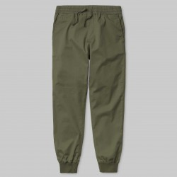PANTALON CARHARTT MADISON JOGGER - ROVER GREEN RINSED