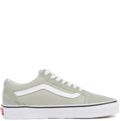 CHAUSSURES VANS OLD SKOOL - DESERT SAGE/TRUE WHITE