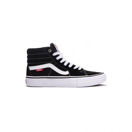 Blackwhite Vans Sk8 Hi Pro Chaussures TlF1cJK