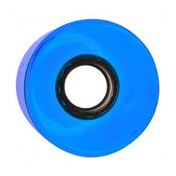 ROUES NAKED CRUISER 60MM 83A - BLUE CLEAR
