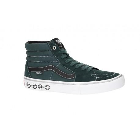 Chaussures Sk8 Hi Independent X Vans Spruce Pro qOAq6Pw