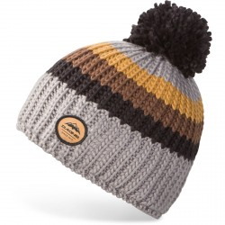 BONNET DAKINE GORDON - CHARCOAL STRIPE
