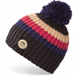 BONNET DAKINE GORDON - BLACK STRIPE