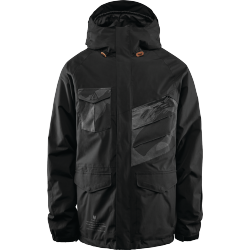 VESTE THIRTYTWO 32 SURPLUS JACKET - BLACK