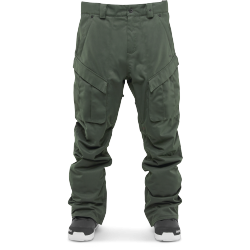 PANTALON SNOW THIRTYTWO 32 MANTRA PANT - MILITARY