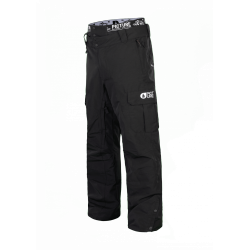 PANTALON SNOW PICTURE ORGANIC PANEL 2019 - BLACK