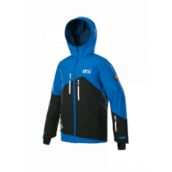 VESTE SNOW PICTURE ORGANIC STYLER JKT - BLACK BLUE