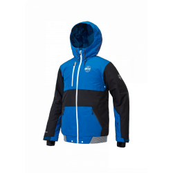 VESTE SNOW PICTURE ORGANIC STYLER JKT - BLACK BLUE
