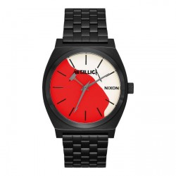 MONTRE NIXON TIME TELLER - BLACK / KILL EM ALL